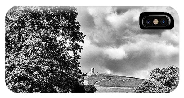 Landscapes iPhone Case - Old John Bradgate Park by John Edwards