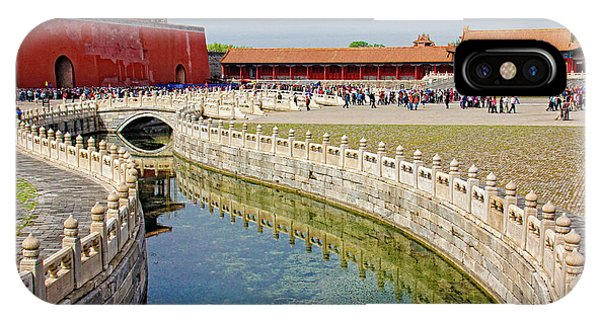 The Forbidden City IPhone Case
