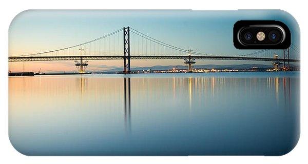 The Forth Road Bridge IPhone Case
