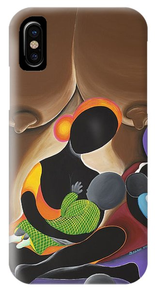 The Fountain Of Life IPhone Case