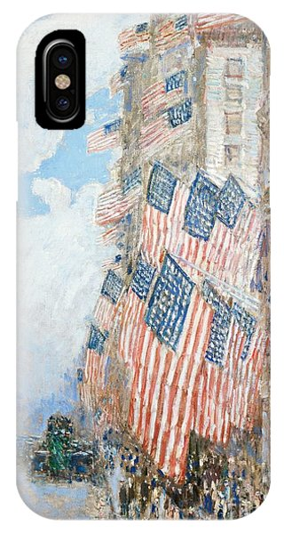 The Fourth Of July IPhone Case