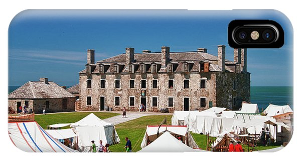 The French Castle 6709 IPhone Case