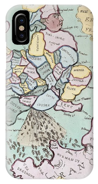 The French Invasion IPhone Case