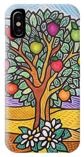 The Fruit Of The Spirit Tree IPhone Case