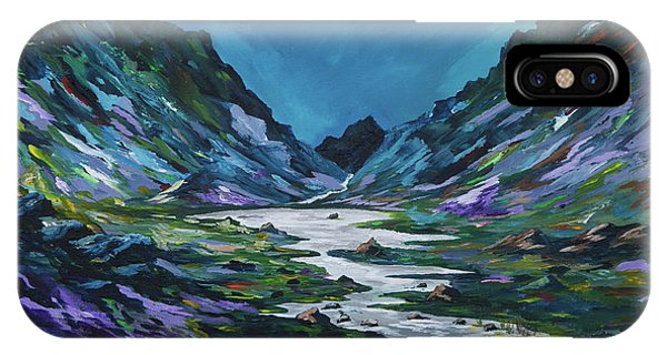 The Gap Of Dunloe IPhone Case