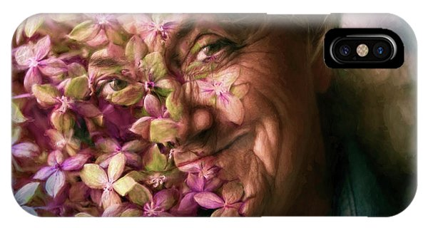 The Gardener IPhone Case