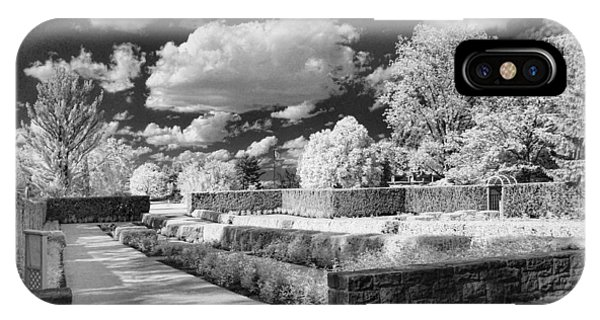 The Gardens In Ir IPhone Case