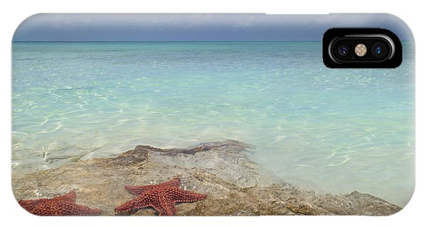 Carribbean iPhone Case - The Gate Keepers by Betsy Knapp