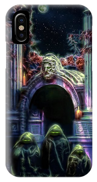 The Gate Keepers IPhone Case
