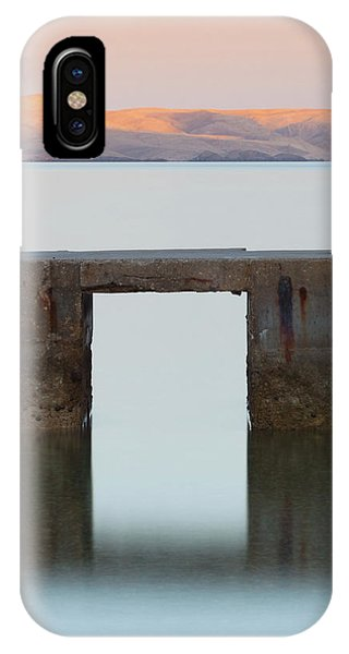 The Gate Of Freedom IPhone Case