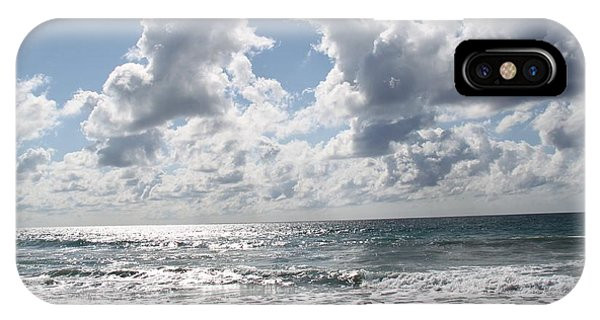 The Gate Way To Heaven IPhone Case
