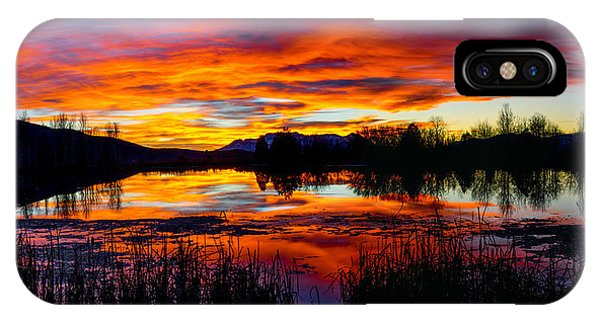 The Gates Of Heaven No. 2 IPhone Case
