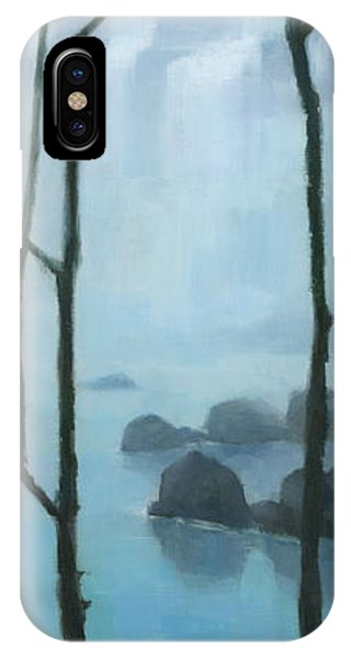 The Gathering Iguazu Falls IPhone Case