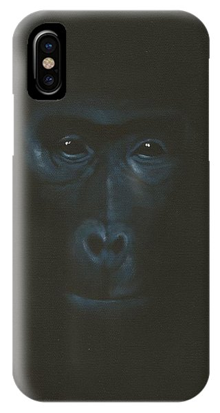 The Gentle Giant IPhone Case