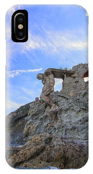 The Giant Of Monterosso IPhone Case