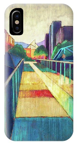 The Glass Bridge IPhone Case