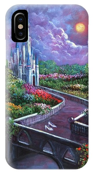 The Glass Slippers IPhone Case