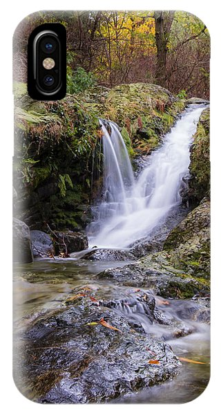 The Glen River Falls IPhone Case