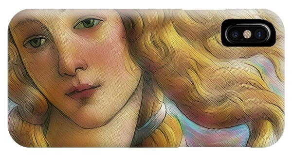 The Goddess Venus IPhone Case
