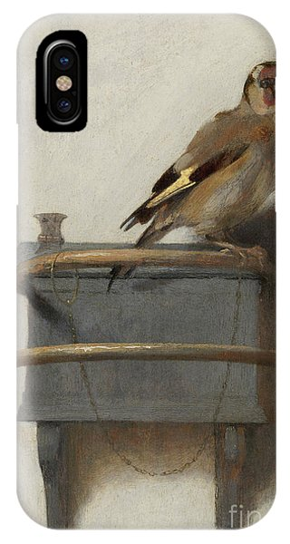 The Goldfinch, 1654  IPhone Case