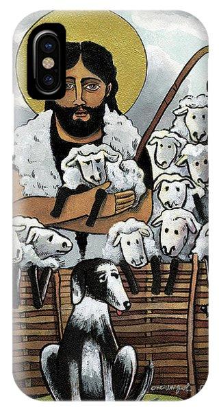The Good Shepherd - Mmgoh IPhone Case