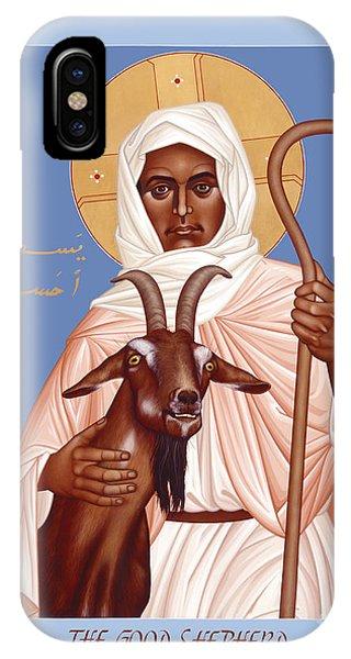 The Good Shepherd - Rlgos IPhone Case