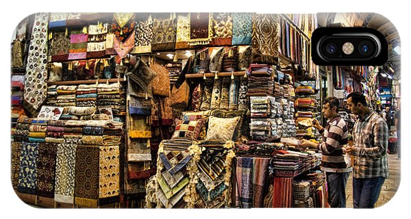 The Grand Bazaar In Istanbul Turkey IPhone Case