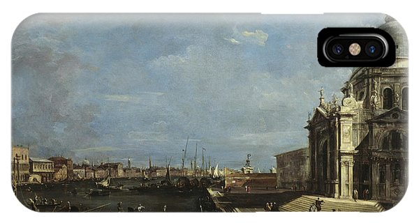 The Grand Canal, Venice IPhone Case