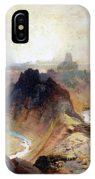 The Grand Canyo IPhone Case