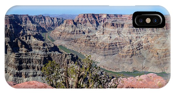 The Grand Canyon Panorama IPhone Case