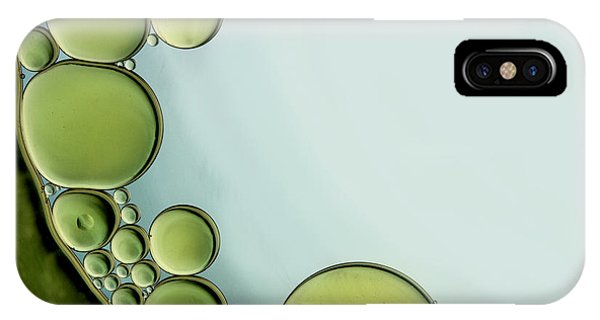 The Grass Is Greener Phone Case by Rebecca Cozart