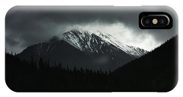 The Grays Of Grays IPhone Case