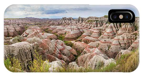 Deep And Wide Panorama IPhone Case