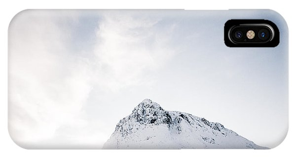 Mountains iPhone Case - The Great Herdsman #2 by Kate Morton