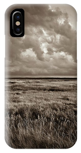 The Great Marsh IPhone Case