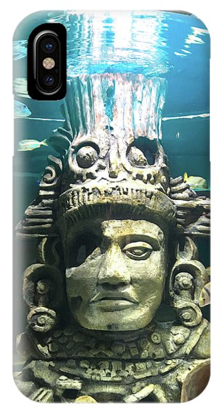 Maya iPhone Case - The Great Maya Reef At Audubon Aquarium, New Orleans  by Art Spectrum