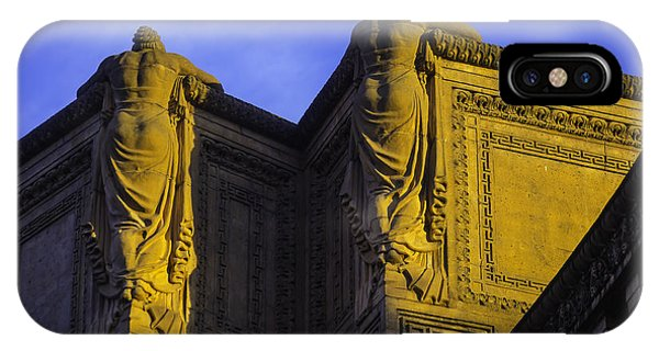 The Great Palace Of Fine Arts IPhone Case
