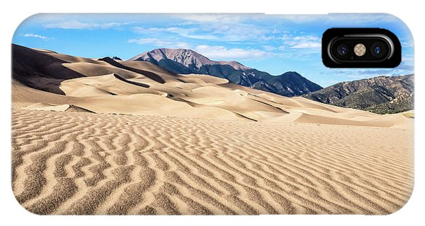 The Great Sand Dunes Of Colorado IPhone Case