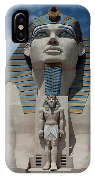 The Great Sphinx IPhone Case
