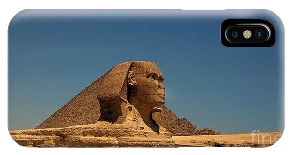 The Great Sphinx Of Giza 2 IPhone Case