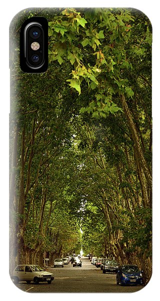 The Green Colonia IPhone Case