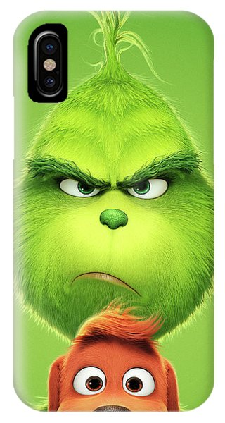 The Grinch 2018 A IPhone Case