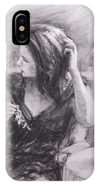 Figures iPhone Case - The Hairpin by Steve Henderson