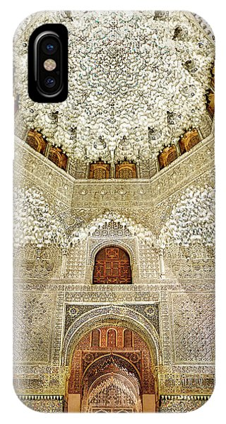 The Hall Of The Arabian Nights 2 IPhone Case