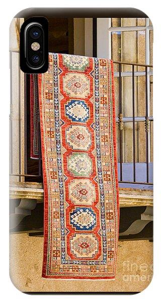 The Hanging Carpet Of Sedona IPhone Case