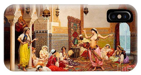 The Harem Dance IPhone Case