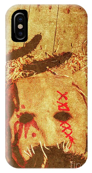 Myth iPhone Case - The Harvester by Jorgo Photography - Wall Art Gallery