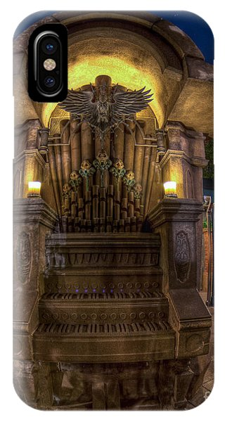 The Haunted Organ IPhone Case