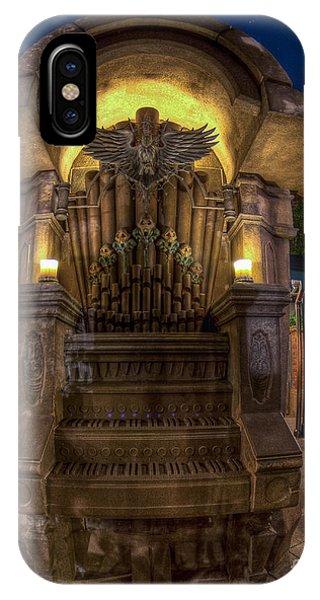 The Haunted Organ IPhone Case