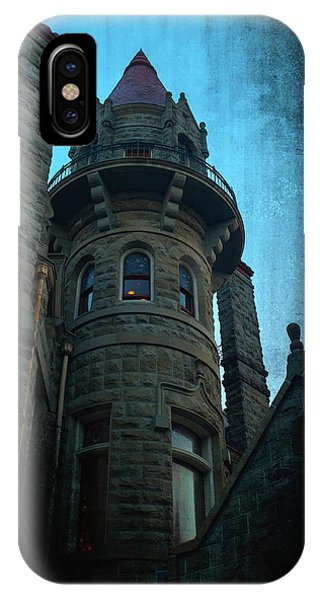 The Haunted Tower IPhone Case